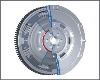 Metal Polymer Composites Plain Bearing | Dual mass flywheel repair bush solutions