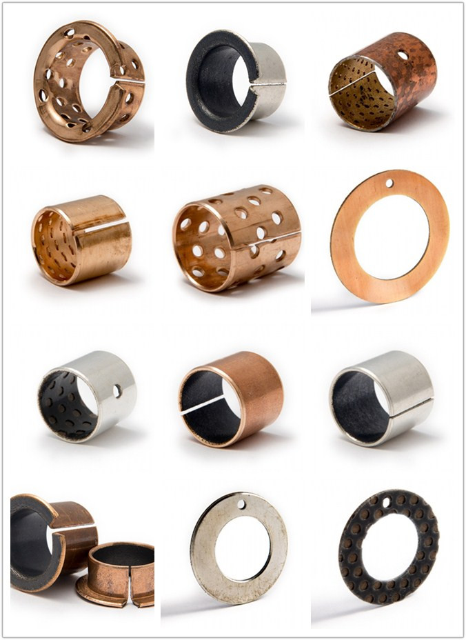 The valve bearing | Butterfly valve & ball valve bushes Steel bushing Sintered Brass Beonze