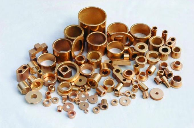 High Accuracy Sintered Bronze Bush Bronze Spherical Bearing ISO 9001 Approved