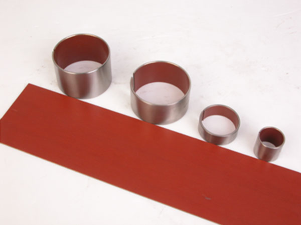 Metal-Polymer Self-lubricating Bearing Solutions | Hydraulic Components