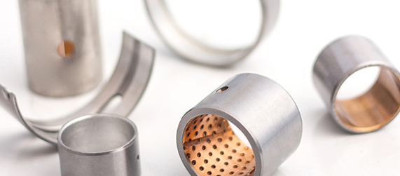 The Online Source For Thermoplastic Pumps Bi-Metal Bearing & Bushings