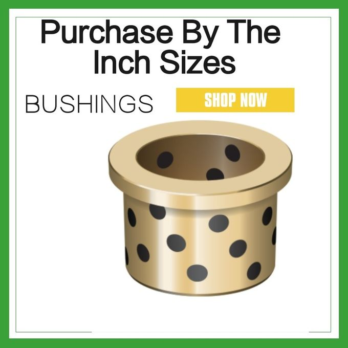 Extra Large Size Bronze Graphite Plugged Bushings flange dimensions | Bushings & Bearings | Sleeve, Flange, Thrust