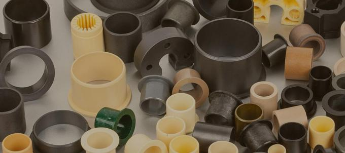 Plastic Compound Metric Sleeve Bushings |  Cylindrical Bushes-Sliding Bearings