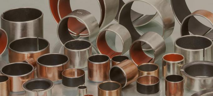 Engineering | Custom Fabrication | Manufacturing Plastic Polymer Plain Bearings