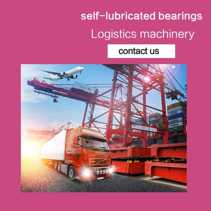 Material Handling Equipments Bearings Forklifts Bushing parts & self-lubricating