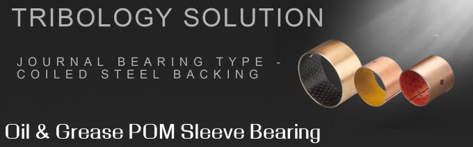 Pump & Valve Bushing | Complete Sleeve POM Bushings Solutions For Industrial
