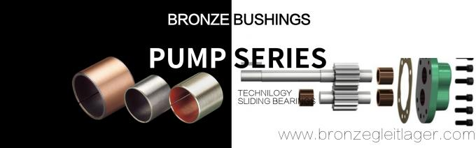 Hydraulic Pump Bearing & Gear Pump Valve Bushing We Stock And Manufacture Plain Bearings Solutions