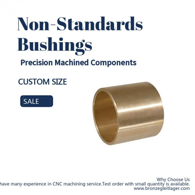 Precision Machined Pump Shaft Bushing Spiral Groove For CNC Machining Service