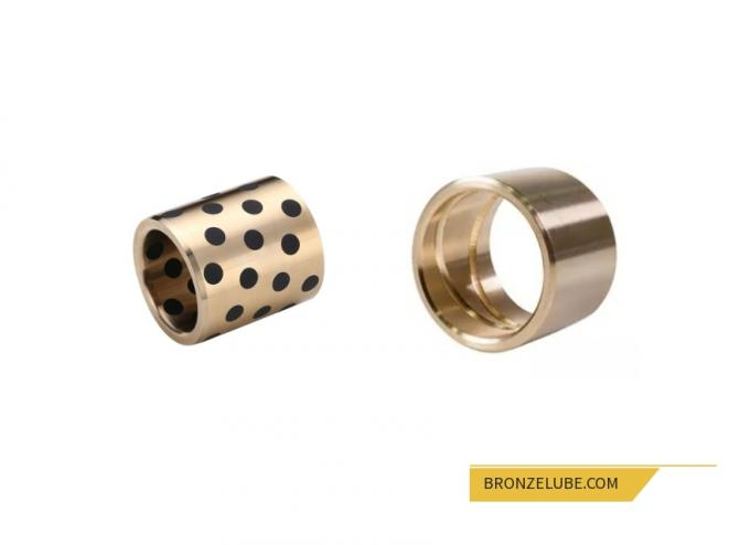 C95400 Aluminum Bronzes with Graphite Plugs | In Stock, Only $2.50
