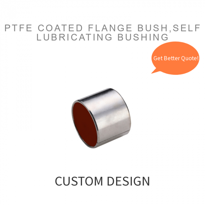 Stainer bronze + PTFE (DP4) bushings