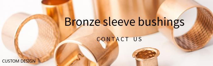 bronze sleeve bushings