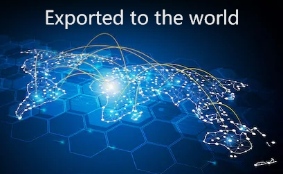 bushing-online exported the world
