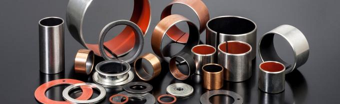 plain bearings with ptfe