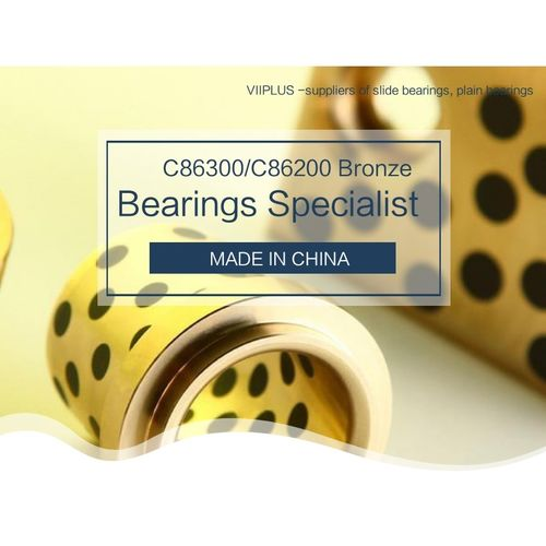 china latest news about Turned Bronze Plugged Sleeve Bushings Oil Groove | C86300/C86200 Bronze standard size & Flange Dimensions