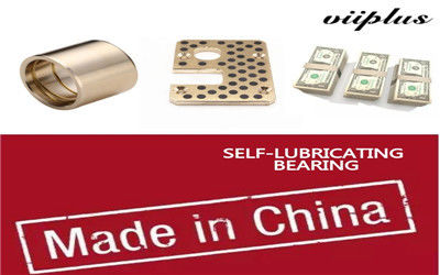 china latest news about Viiplus Offers A Wide Range Of Plain Flange Grooved Bearings To Support Your Business