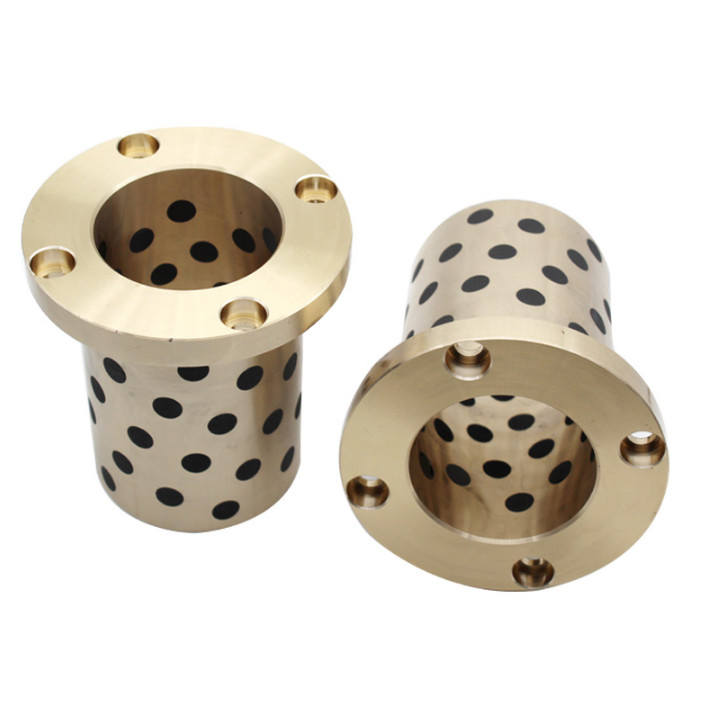 china latest news about C86300 High Strength Manganese Bronze Solid Bushing, Bronze With Lubricant Plugs Embedded, DIN 1850/ISO 4379, Maintenance-Free