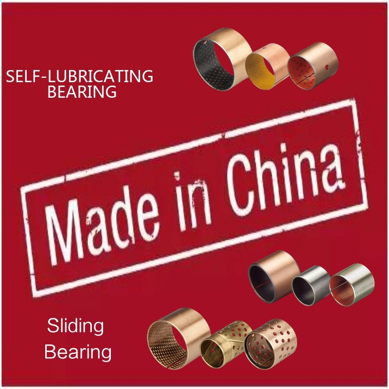 china latest news about We Stock and Manufacture Sliding Bearing Solutions for the Heavy Equipment and Mining Bushings Industries