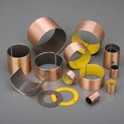 Material Handling Equipments Bearings Forklifts Bushing parts & self-lubricating supplier