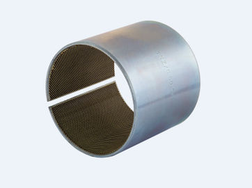 Valve Polymer Plain Bearings Stainless Steel 316 / Ptfe Fibres Fabric Thrust Washer And Slide Assembly supplier