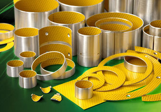 Pump & Valve Bushing | Complete Sleeve POM Bushings Solutions For Industrial supplier