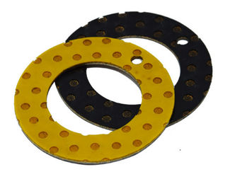 Complete Solutions for Wear Parts & Bushes Stem Bearings Metal Backed Self Lubricating POM / PTFE supplier