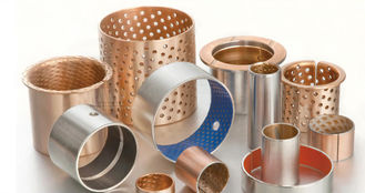 China Textiles Mills Spinning Unit's Machinery | Tin Plating Bronze Self Lubricating Plain Bearing factory