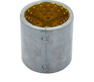 China Bronze Gleitlager Dry Sliding Bearing For Excavators Agricultural Machine factory