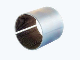 Stainless Steel Ptfe / Kevlar Fabric Lined Split 316 Composite Bearings Flanged Bushes supplier
