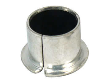 Steel Backed Ptfe Lined Bushings Lubrication Free With Excellent Wear Resistance supplier