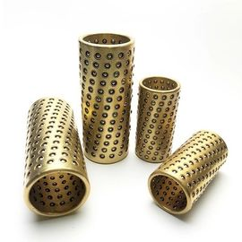 FZ Ball Bearing Cage Bronze Gleitlager Brass Aluminum Bushing Stock Size Available supplier