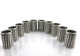 Steel And Copper Inlaid Bronze Gleitlager Bearings For Metallurgical Machinery supplier