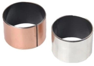 Self-Lubricating Multilayer Composite Bushing | Carbon Steel Copper Powder PTFE Filler supplier