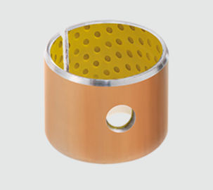 China POM bushing 16*18*20 145*150*25 | Valve Bushing Modified The Boundary Lubricating Miniatur Gleitlager factory