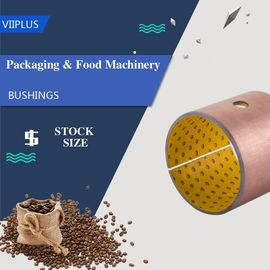 China Multi-layer Bearings POM  teflon Boundary Lubricating Bearings | VIIPLUS Bushings online sale similar FRI-MIX bushings factory