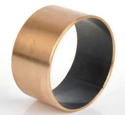 Maintenance Free Self Lubricating Plain Bearing Composite Sliding Bearings PTFE Material supplier