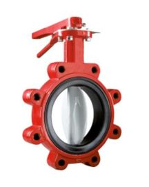 China Lug Butterfly Valve Stainless Steel Bushings Flanged Sleeve Bearing Pipe Fittings factory
