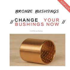 China Cusn8 standard oil hole Material Bronze Bushings Thrust Washers & Strips | Bushing wrapped bearing factory