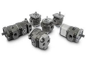 China External Gear Pump Bimetal Bearing & Motor Sliding Plain Bearings High Technology factory