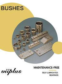 Metallic Self Lubricating Bronze Slip Effects | Oilless impregnated graphite brass supplier