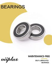China Sliding Bearing Polymer Plain Bushing Replacement For Deep groove ball bearings 606-6012 Series factory