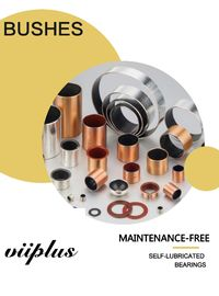 Replace bearing & bushings for office equipment, copier & printer bushing shredder bushing, rotating chair bearings