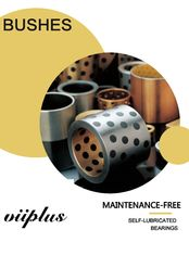 Centrifugal Casting Bronze C86200 / C86300 Bushings  Self Lubricant Bush Customized Size