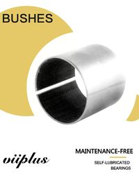 TEX PTFE Fiberglass Lined Stainless Steel Bushings Valve Stems Bushes supplier