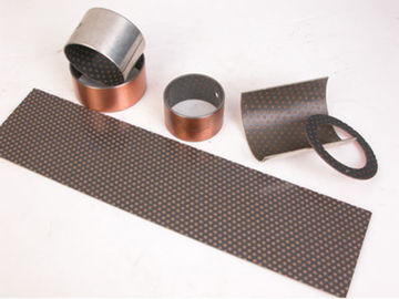 Polymer Liners Bronze Bushing Material For Improved Wear Properties Bushes supplier