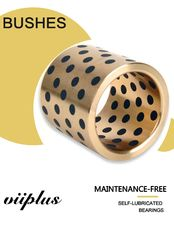 China Bronze,Steel, Copper Bushing Stock Online | Self Lubricating Bronze Bushings &Graphite Bronze Bushes factory