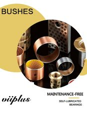 China C86300 Bronze Bushing & Wear Plate Flanged Bronze Bushings High Temperature Resistance factory