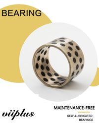 China C86300 Manganese Bronze Sleeve Bushings , Self Lubricating Bush Mediate Load factory