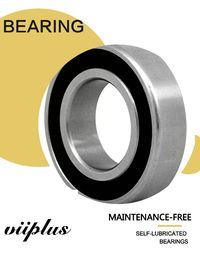 China 6304-2RS Deep Groove Bearing Inner Diameter And Outer Diameter Collar Inner 2RS ZZ factory