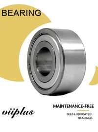 6304-2Z Radial Ball Bearing Double Shielded Bore Dia Brand Inner Diameter And Outer Diameter Collar Inner 2RS ZZ