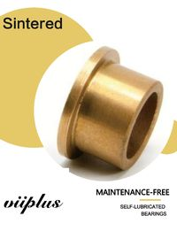 Powder Metallurgy Bushings & Sinter Metals Bushings Self - Lubrication